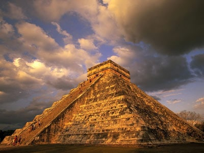 pyramid wallpaper. Free Ancient Mayan Pyramid
