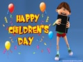 Happy Children's Day, Special Days, PC Wallpaper,  computer desktop wallpapers, pictures, images