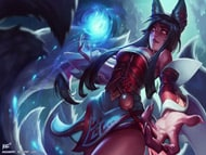 League Of Legends Ahri Game, game pc image picture, hd widescreen, computer desktop wallpapers, pictures, images