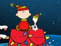 Merry Christmas Eve Snoopy, computer desktop hd wallpapers, backgrounds, pictures, images, pics