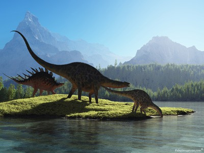 Free Prehistoric Dinosaurs, computer desktop wallpapers, pictures, images